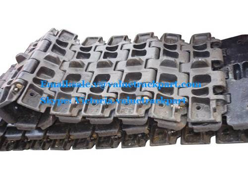 Undercarriage parts Track Plate For Crawler Crane