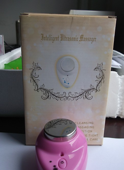 Intelligent Ultrasonic Massager AS-07