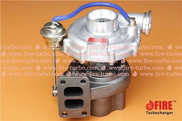 Iveco-Fiat Truck Euro cargo   Turbocharger   K27.2