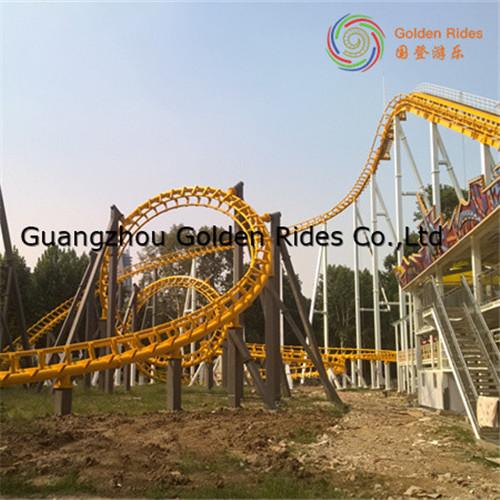 for sale amusement park equipment roller coaster