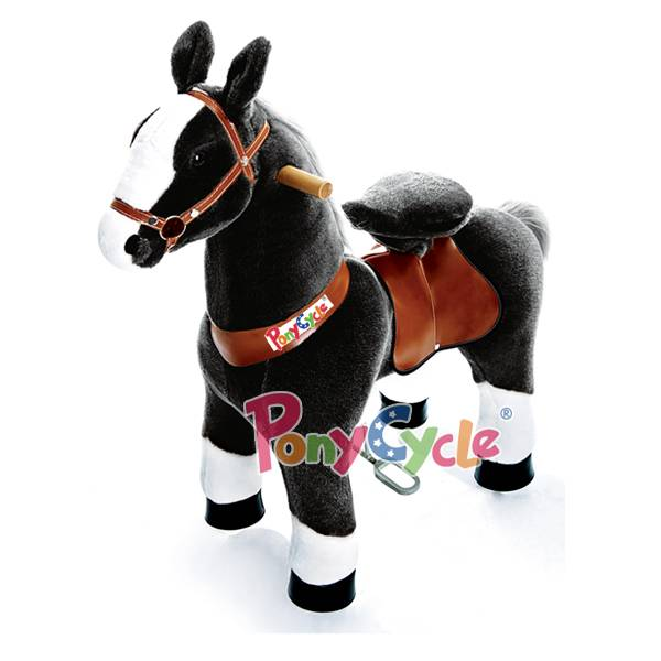 Ponycycle toy carousel horses
