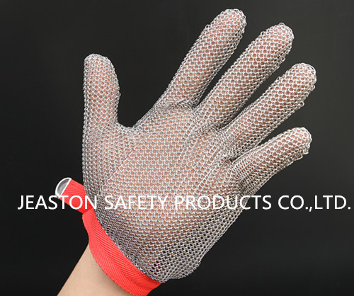 STAINLESS STEEL GLOVES, CHAIN MAIL GLOVES, CUT RESISTANT GLOVES, CHAIN MESH GLOVES, BUTCHER GLOVES