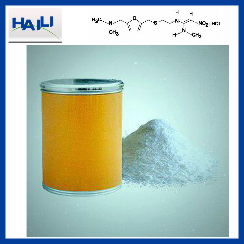 99% purity Ranitidine Hcl