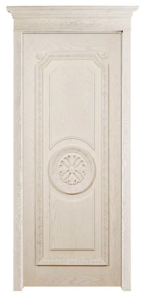 Latest design interior wood door for bedroom and hotel