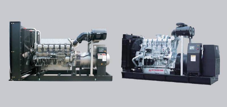 Mitsubishi Generator Set Diesel Generator