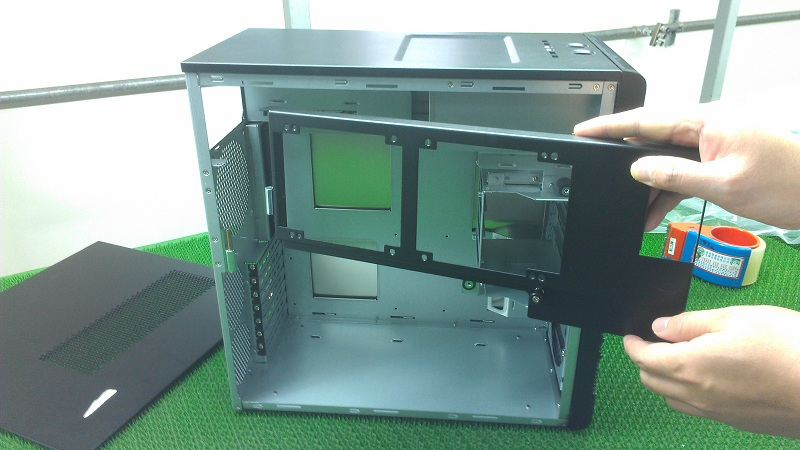 Industrial & Commercial computer case