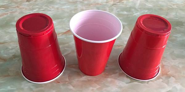 American party cup