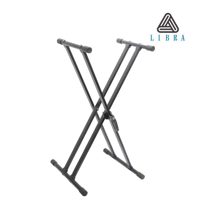 Libra Double X Style Adjustable Keyboard Stand KS-03