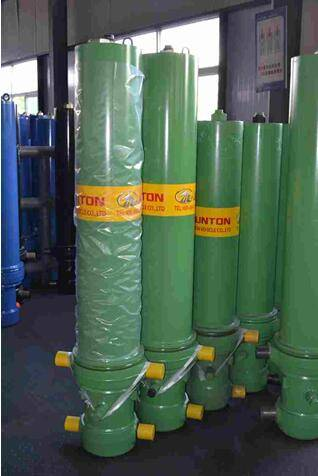 Cylinder For Tipping Trailer