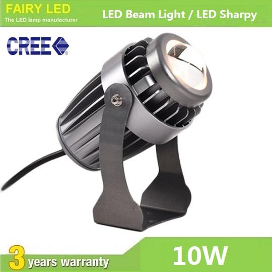 CREE COB 10W LED Beam Light LED Sharpy LED Stage Light