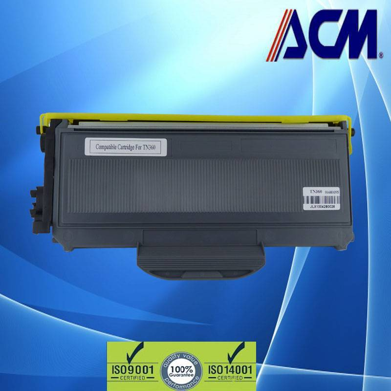 Toner Cartridge for use in Brother TN360