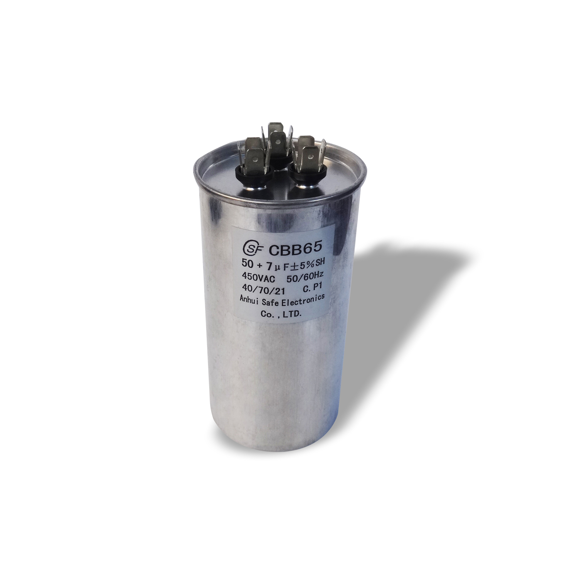Chinese Supplier Air Conditioner Capacitor Cbb65 With Terminal 34