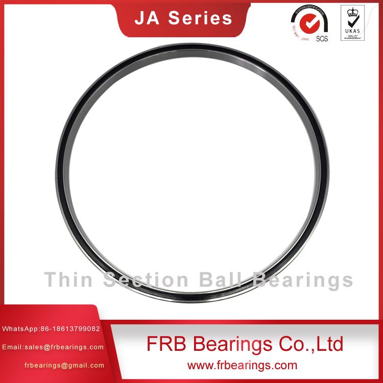 JA Series thin section ball bearings