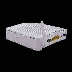 Fiber Optic 4 Fast Ethernet Port Gepon ONU HZW-E804
