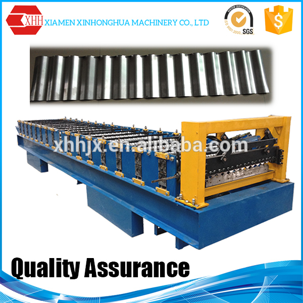 Corrugate Roofing Roll Forming Machine