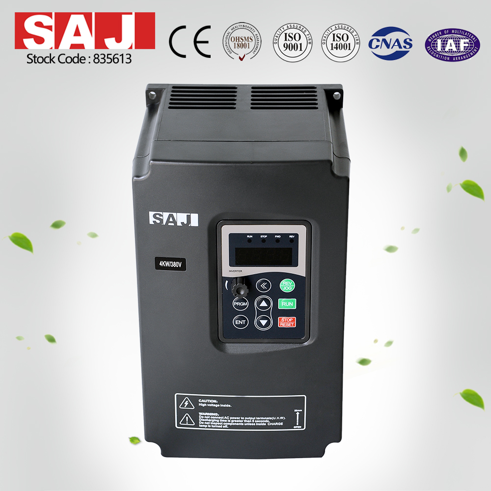 SAJ High Quality Variable Speed Drive Frequency Inverter for AC motor