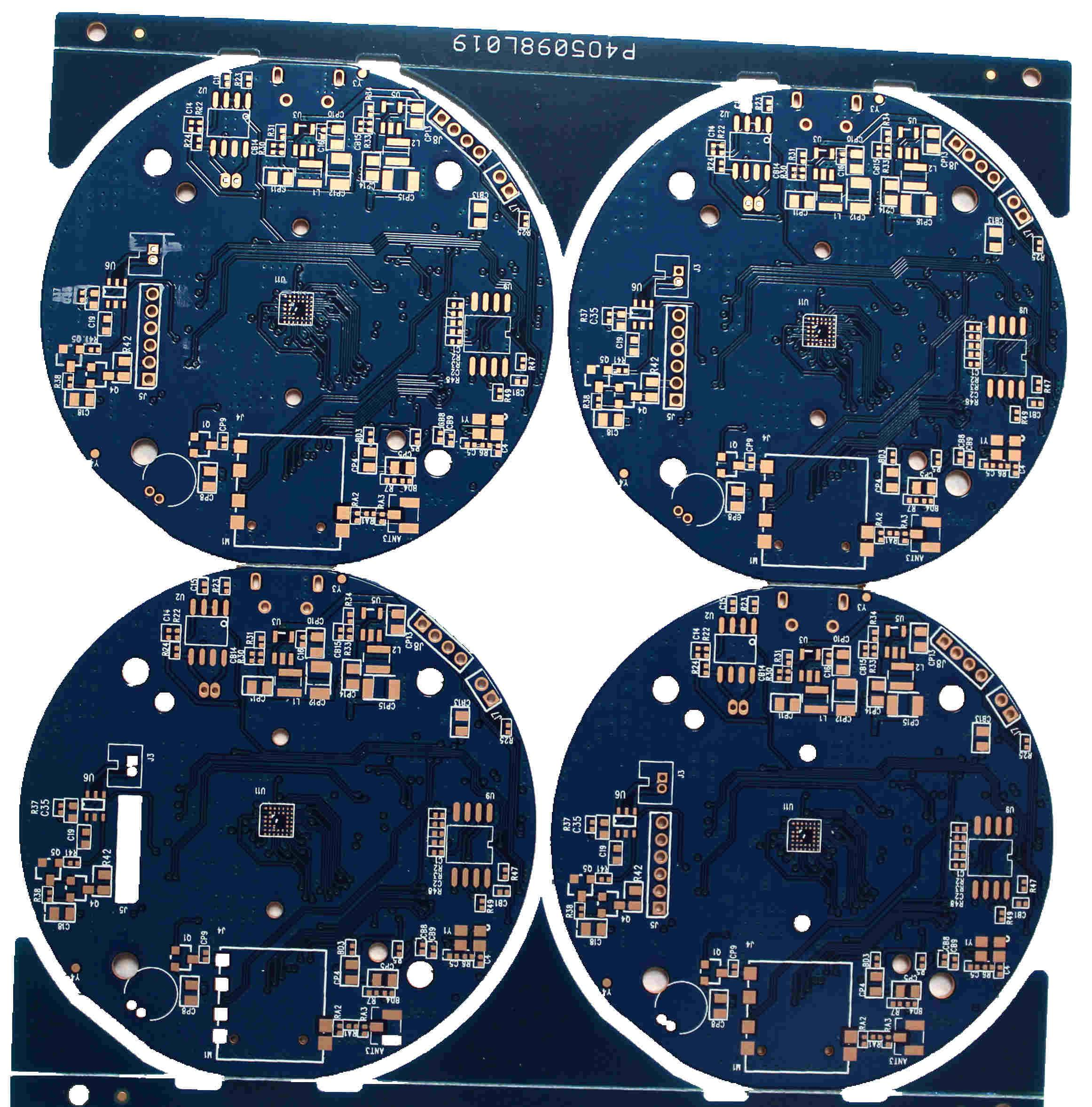 Alarm system Double-Sided PCB
