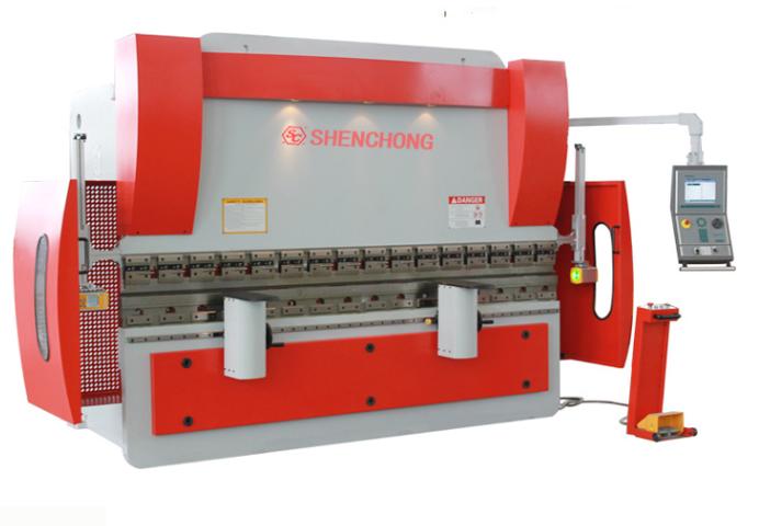 Hydraulic press brake CNC100T3100mm DELEM 65W