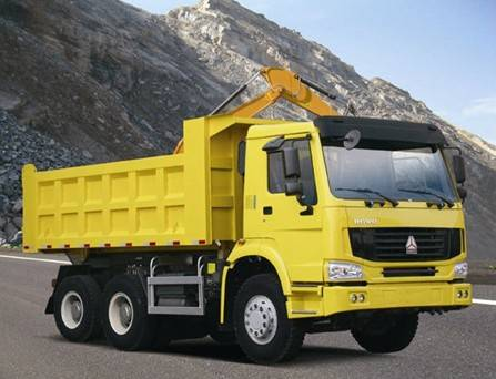 SINOTRUK HOWO 6*4 good quality at low price DUMP TRUCKS/high quality dump truck/good quality dump tr