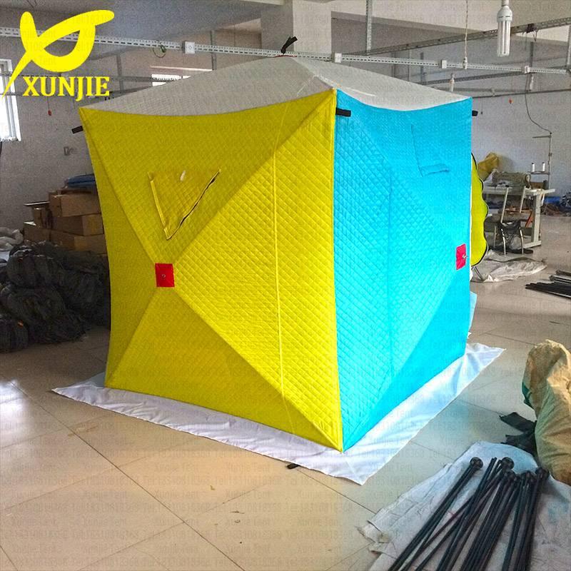 Cotton Ice Fishing Tent Fishing Shelter