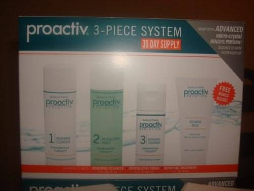 Proactiv Solution 3 Set Kit