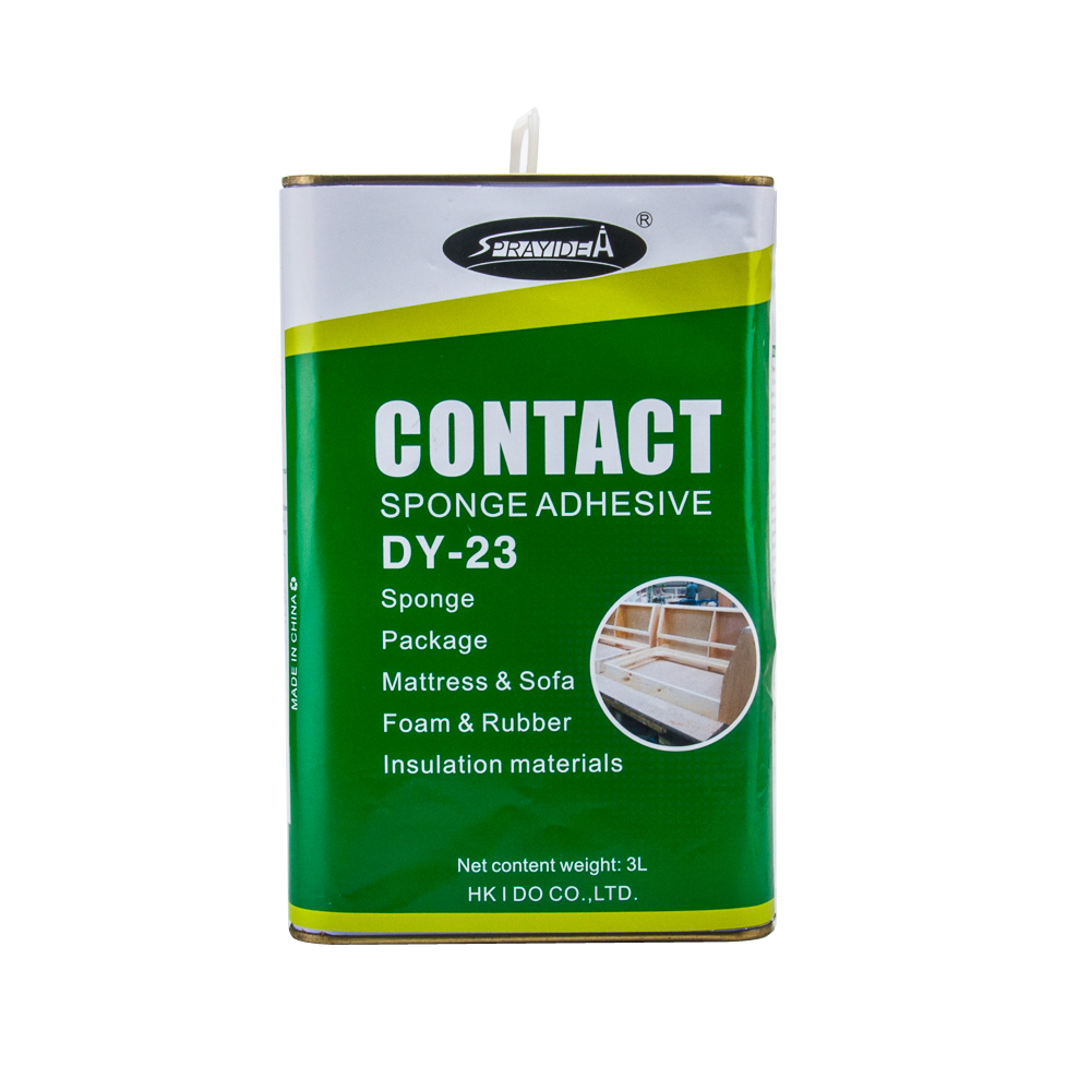 Super Eco-Friendiy Contact fixing bonding adhesive glue for sponge