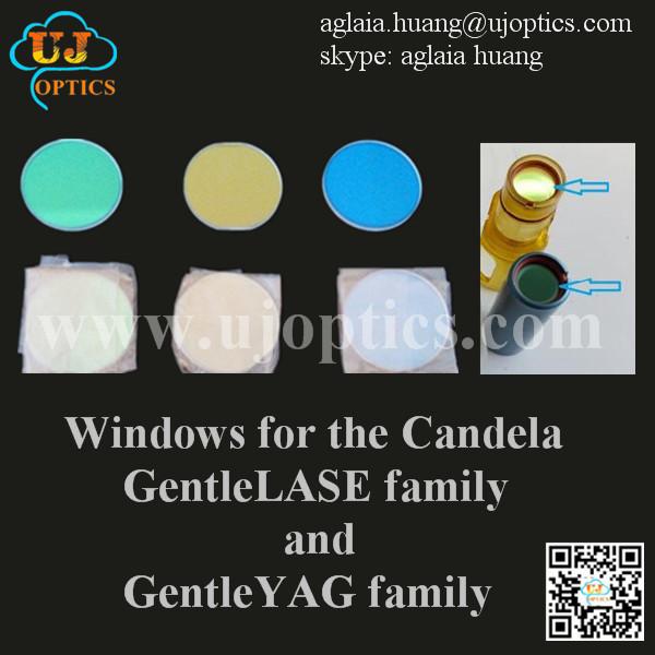 Candela Windows for Distance Gauge and Slider