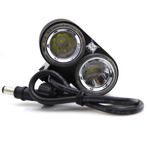 Led daytime running light for bicycle