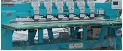 Tai Sang Flat Embroidery Machine 606