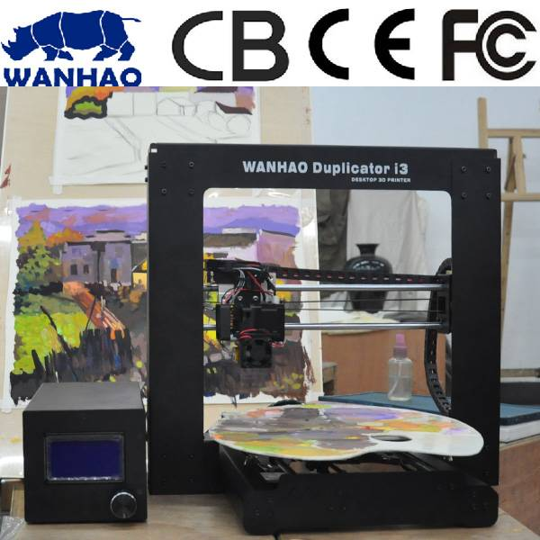 wanhao hot sale 3d printer
