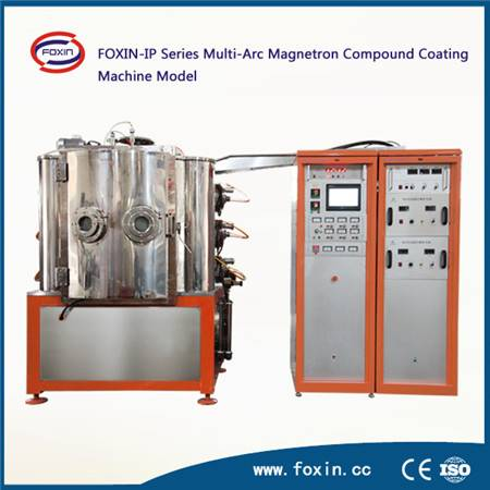 Vacuum Tableware Gold Plating Machine
