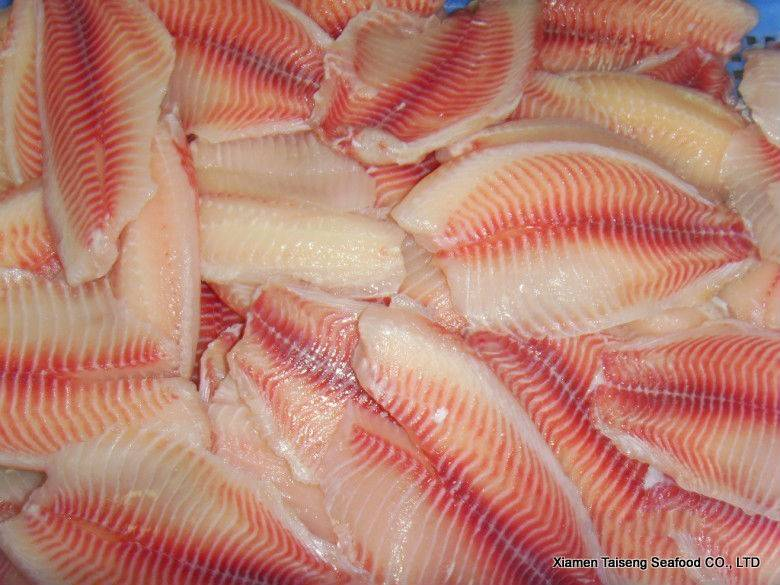 Frozen Tilapia Fillet Seafood 3oz To 5oz Tofna Acas Animal Products Ltd
