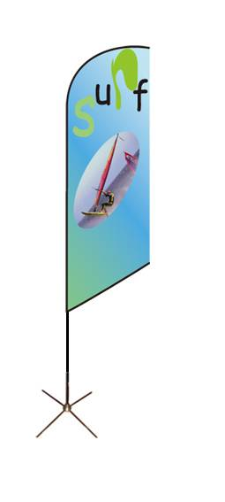 Feather Advertising Flags and Banner