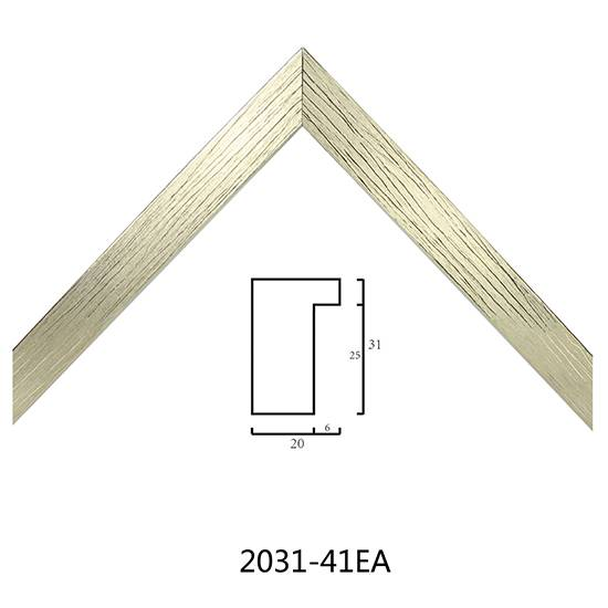 China DIY Picture Frame Moulding 2031-30E For Sale