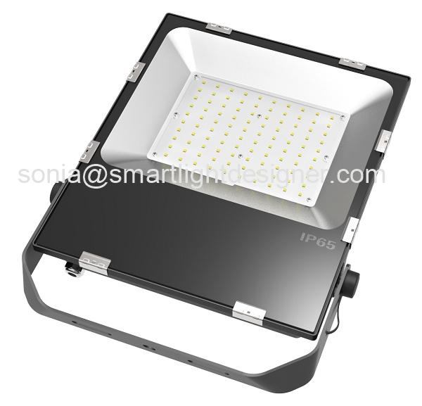 100W Outdoor Super LED Flood Light IP65 5Years Warranty