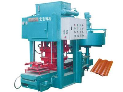 SMY8-150 Concrete Tile Making Machine