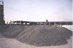 Electrically Calcined Anthracite Coal