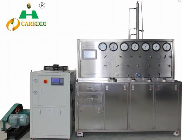 HA220-50-(10+1)L Supercritical co2 extraction machine