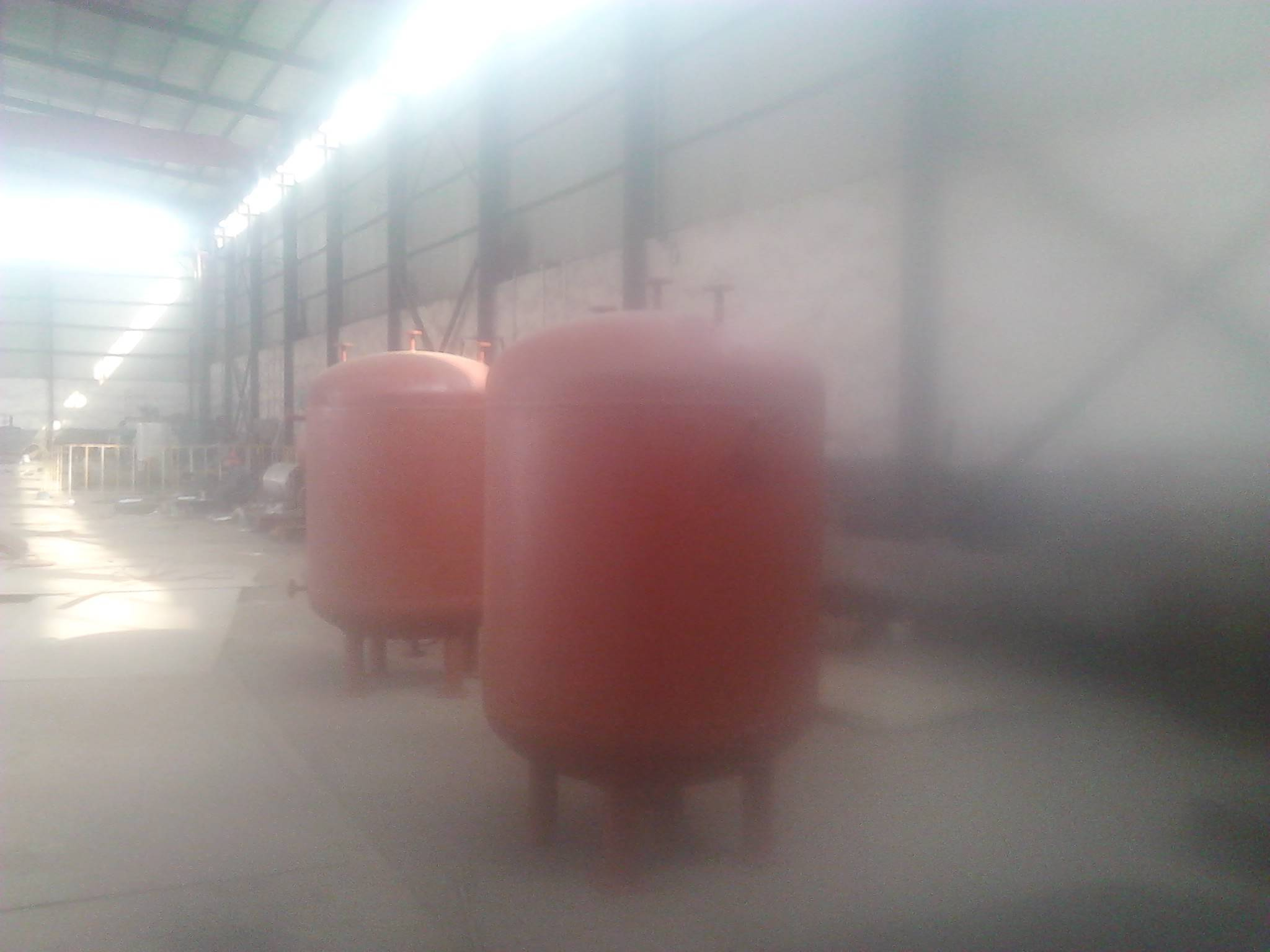 Chemical fine distillation equipment