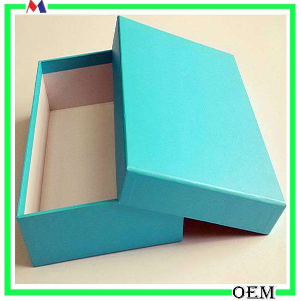 Customized paper box with Lid