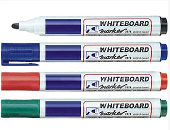 Non-toxic whiteboard marker for drawing on whiteboard