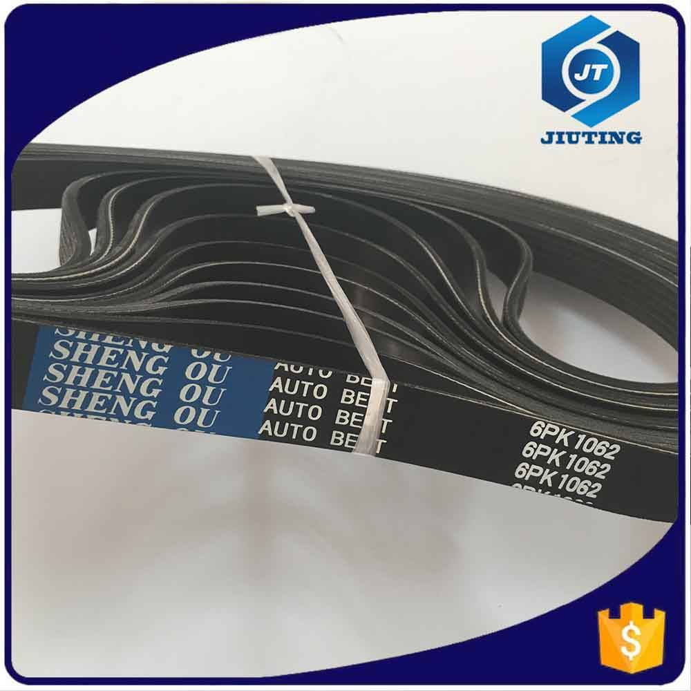 New products 2016 High quality poly v ribbed belt in china