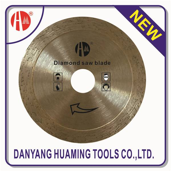 Danyang factory power tool diamond cutting saw blade for Granite and Marble Cutting,construction too