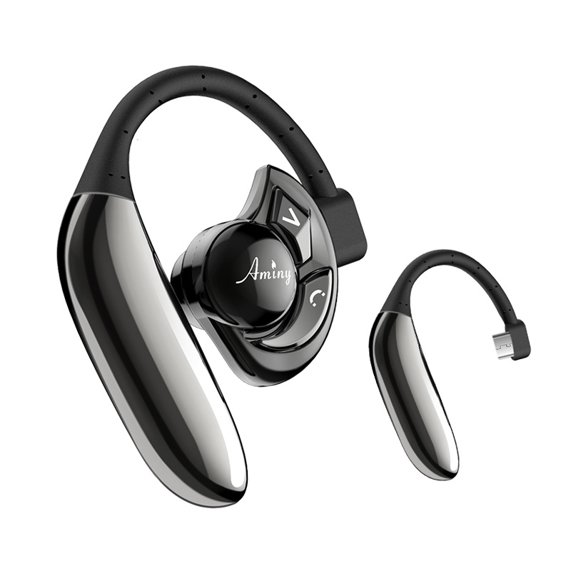 High Quality Soft Sports Stereo Wireless Bluetooth Headset With Microphone
