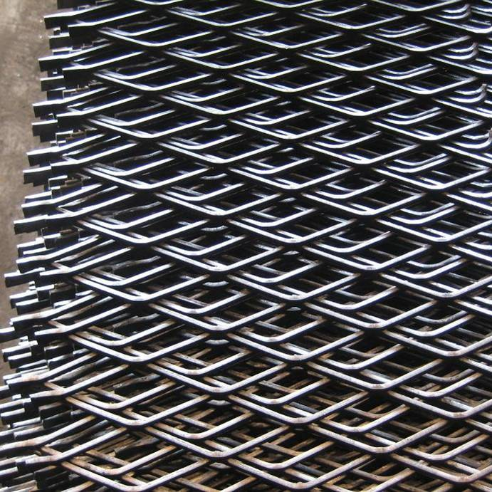 Expanded Metal Wire Mesh / Expanded Mesh Fence / Fencings