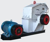 Fine Powder Stone Crusher equiped with motor