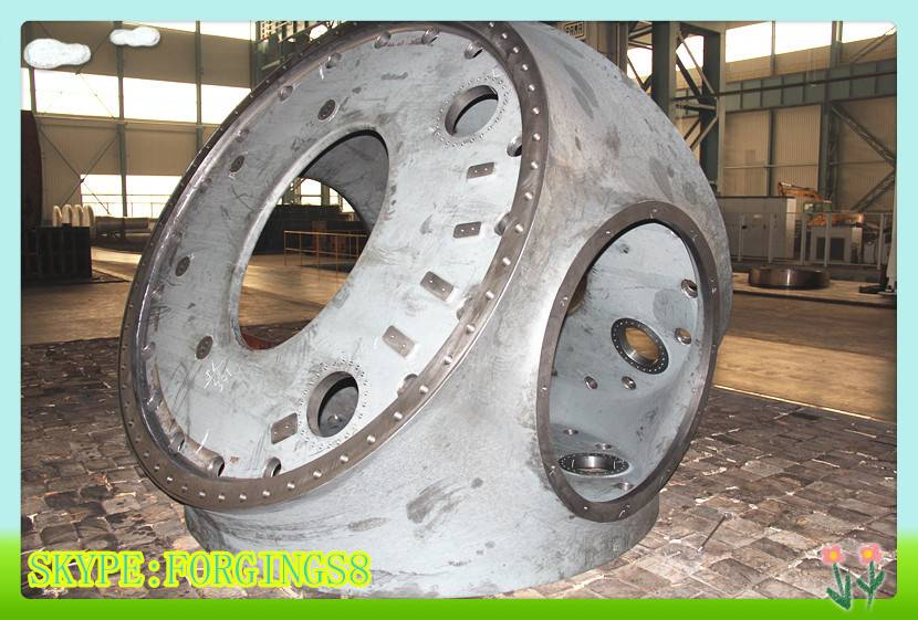Casting Iron Wind Turbine Hub