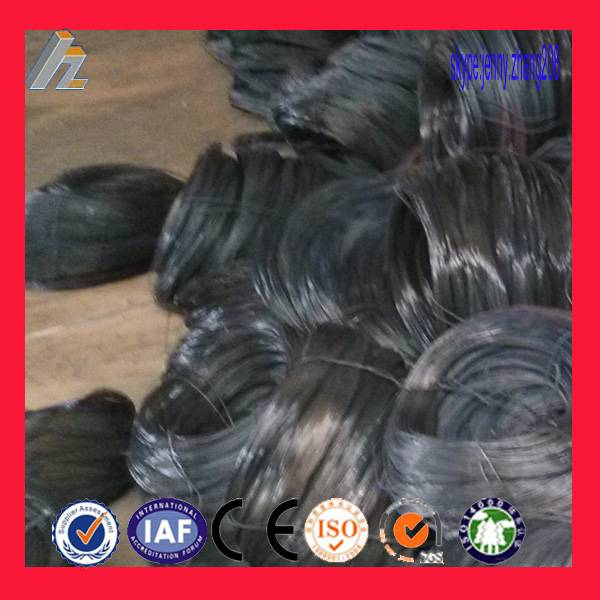 High quality Black annealed wire with 25kg/roll (manufacturer)
