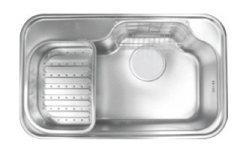 STAINLESS STEEL KITCHEN SINK (KS 840)