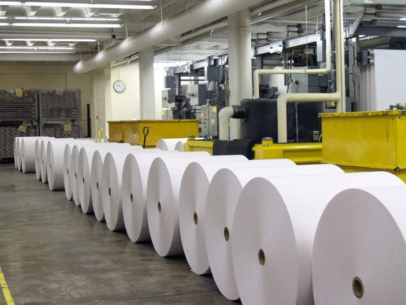 white and color cheap thermal paper jumbo rolls